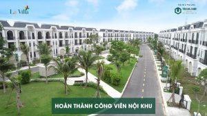 Tiện ích nội khu dự án lavilla green city