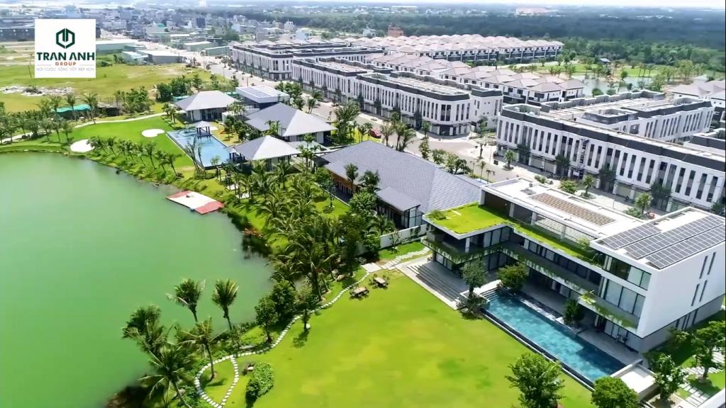 Khu Villa Giai đoạn 2 dự án Phúc an city