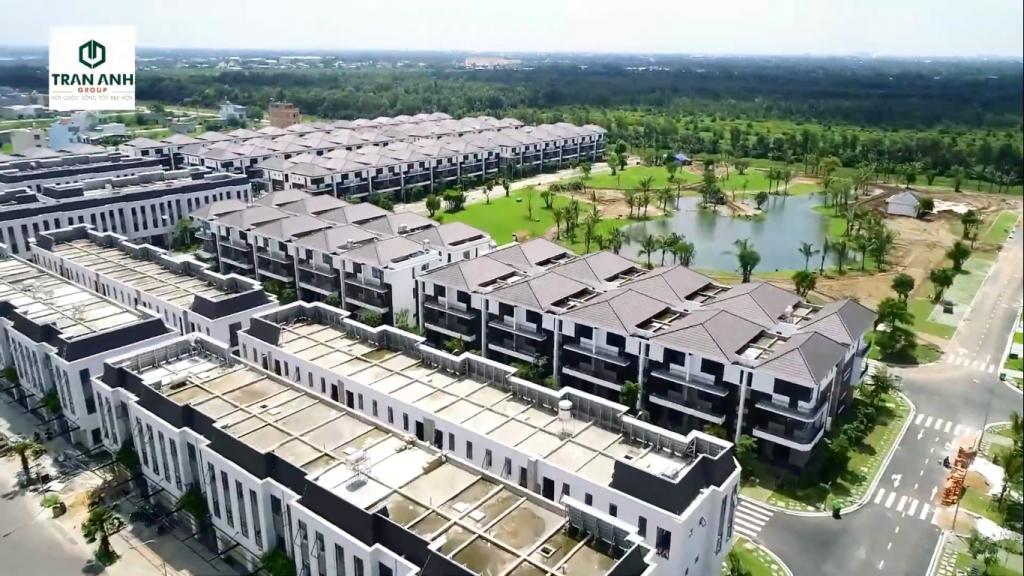 Công viên trung tâm dự án Rộng 2.000M2