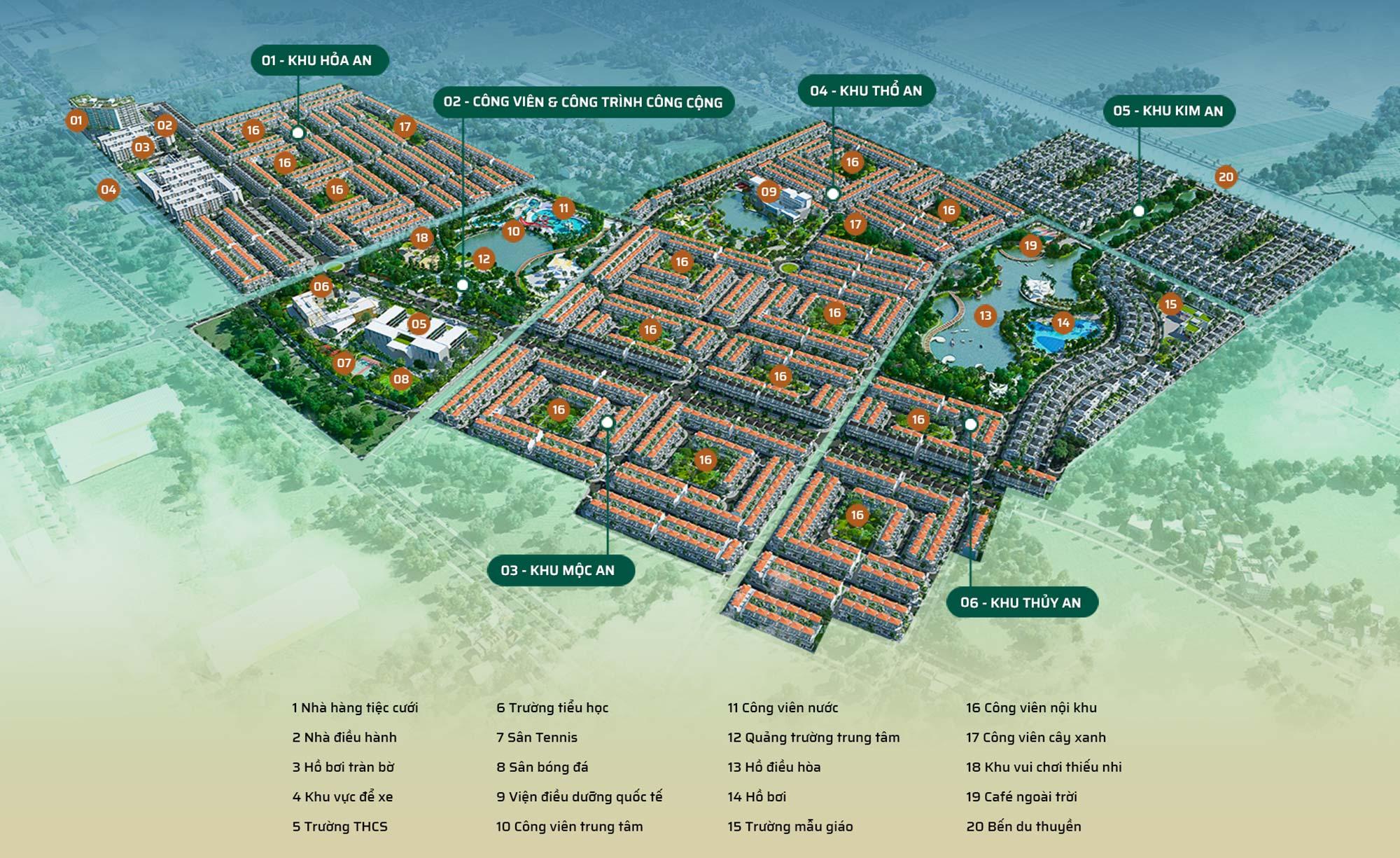 Phúc An City Thông tin từ Trần Anh Group giá ưu đải chỉ từ 2 tỷ/căn