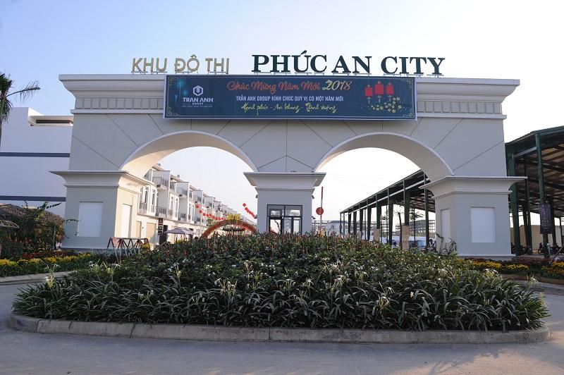 Cổng Chào Phúc An City