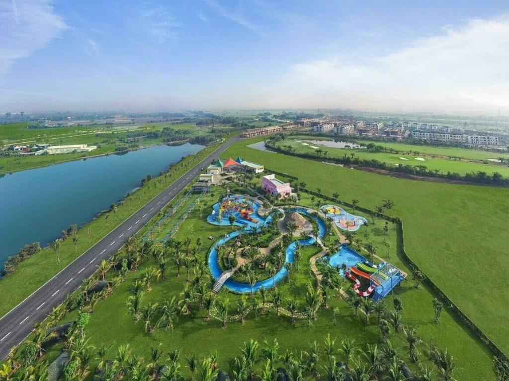 Hệ thống công viên nước Water park