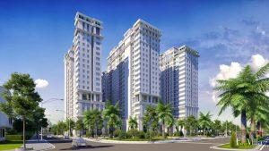 Phối cảnh dự án KĐT Lavilla Green City Tân An