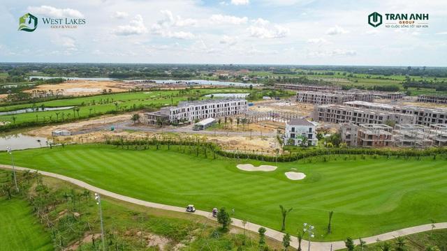 West Lakes Golf & Villas – Dự án sân golf đầu tiên tại Long An