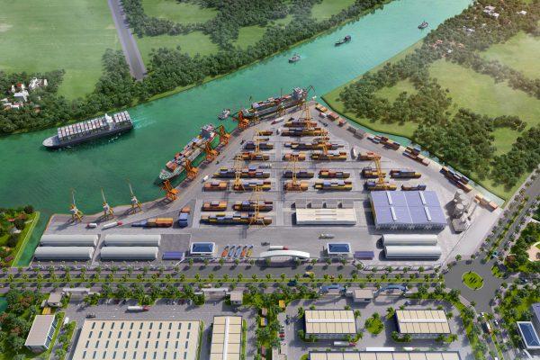 KCN Trần Anh Tân Phú Khu Cảng Biển